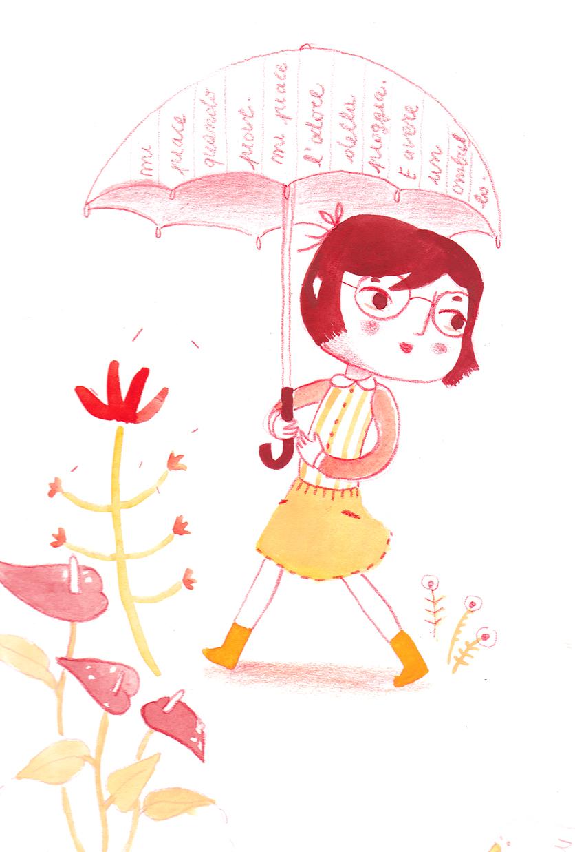 bimba_ombrello
